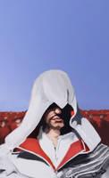 Ezio Portrait Brotherhood by Kalberoos