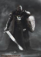 Knight - Armour Study by Kalberoos
