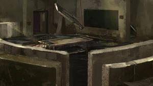 Autopsy-room by Kalberoos
