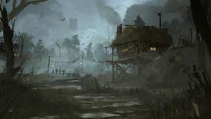 Swamp by Kalberoos