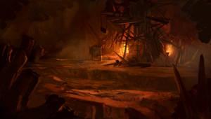 teath cave by Kalberoos