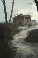 old path by Kalberoos