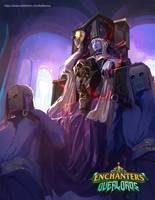 Sathi the High Priestess by Kalberoos