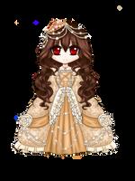 Art Trade- Princess Claire by YumeAmaterasu