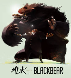 MLK was a Black Bear by galgard