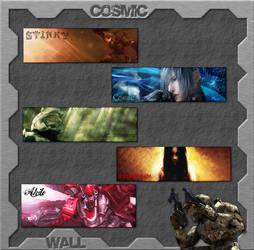 Sig wall by VCcosmic