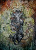 Maledictus Maggot by Taski-Guru