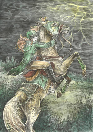 Lightning by Taski-Guru