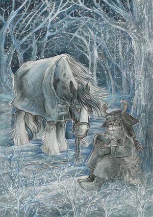 Cold Night by Taski-Guru