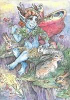 Robin Goodfellow by Taski-Guru