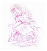 Wendy (Sketch) by Taski-Guru