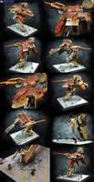 Metal Gear REX by Atropos907