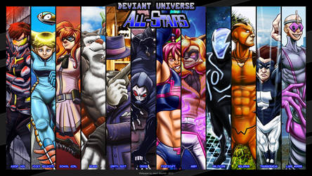 Deviant Universe ALL-STARS: Complete Edition by VexVersion