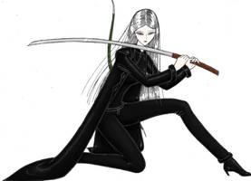 Vampire of the Orient by sorceressakemi
