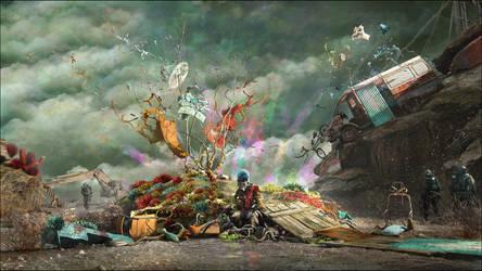 Disintegration - Memory Lane by Crazy-Knife