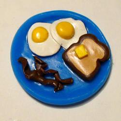 Breakfast by paperfaceparade