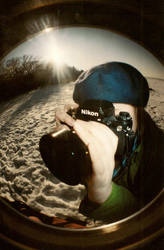 the photographer lomo by Onceuponatime360