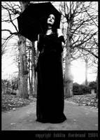 Lady Umbrella by Isbikta