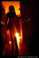 Into the light by Isbikta