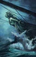 Original: Facing the Storm by Risachantag