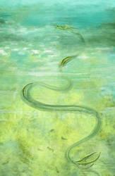 Original: Watersnake by Risachantag