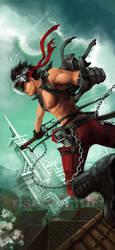 Original: Tech Ninja by Risachantag