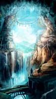 Original: Chasing Waterfalls by Risachantag