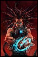 Cyberpunk: Breaking Through by Risachantag