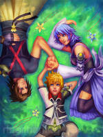 KH BBS: Birth by Sunlight by Risachantag