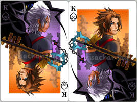 KH BBS: King of Spades by Risachantag