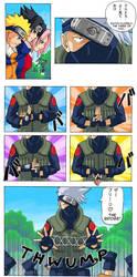 Naruto: Kakashi's Technique.. by Risachantag
