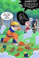Naruto: Kuchiyose no Jutsu by Risachantag