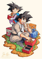 DBS: Bento by Risachantag