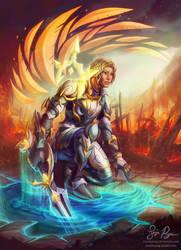 Excalibur by Risachantag