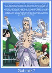 Naruto: Got Milk? by Risachantag