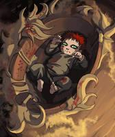 Naruto: Blood and Sand by Risachantag