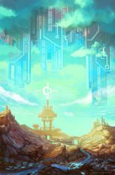 Interwoven Worlds by Risachantag