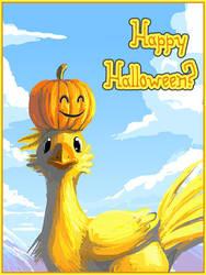 Happy Halloween? by Risachantag
