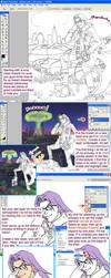 Colouring Tutorial by Risachantag