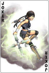 KH2: Black Joker by Risachantag