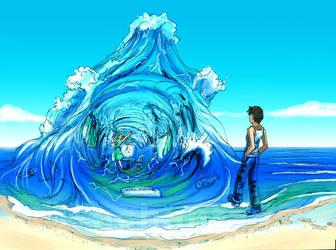 Original: Beach House by Risachantag