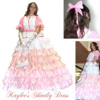 Cosplay:Kaylee's Fluffy Dress by Risachantag