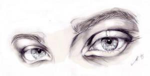 Eyes by Bluetenraub
