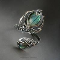 Bracelet crimp by KL-WireDream