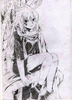 Kurokami by LoiseFenollCreation