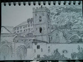 Entrevaux by LoiseFenollCreation