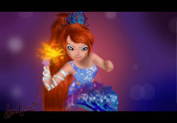 Bloom Sirenix 3D SS by Demiluna