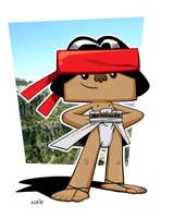 Indio Tarahumara by Monkey-Cosio