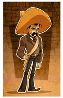 Got Zapata? by Monkey-Cosio