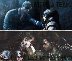 We're a Team... by Icy-Marth